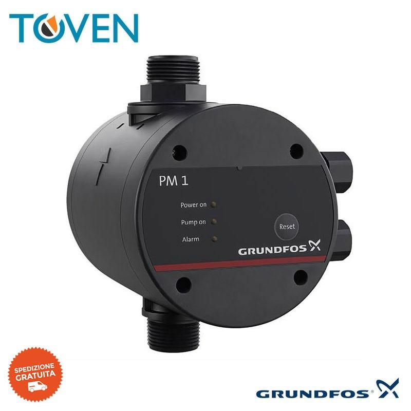 Regolatore di Pressione Grundfos PM 1 - Pressure Manager da 2,2 BAR