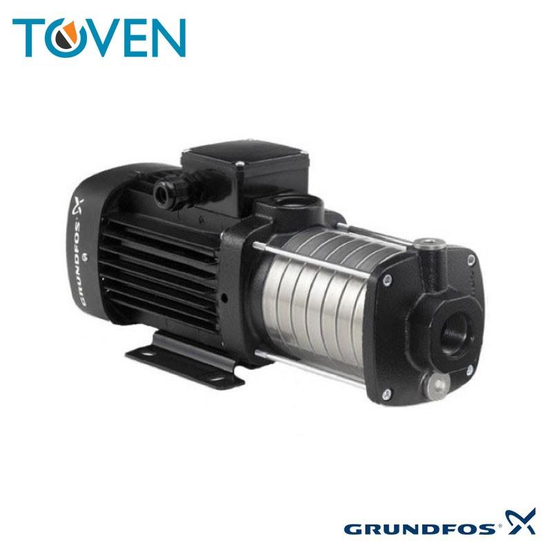 CM3-5  Pompa multistadio orizzontale per aumento pressione