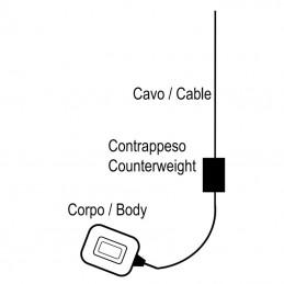 Regolatore di livello ad azionamento elettromeccanico Key