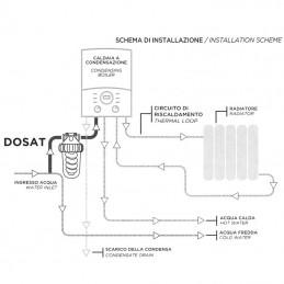 Dosatore Polifosfati Dosat WF