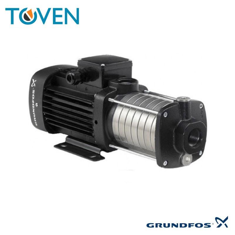 Pompa multistadio orizzontale CM5-5 per aumento pressione
