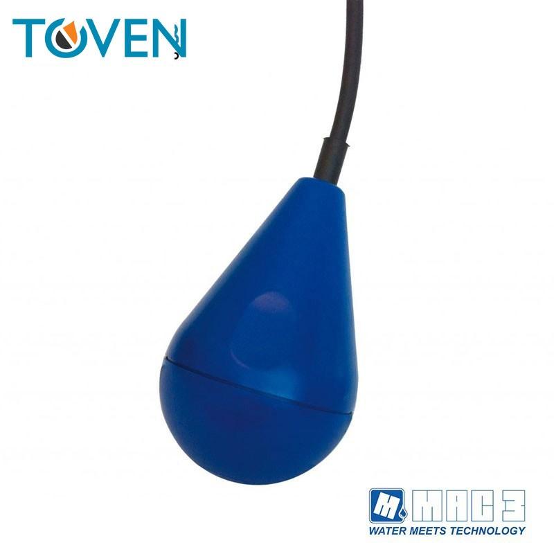 Regolatore di livello per acque cariche di fogna E-Fly - cavo PVC 3x1 10mt