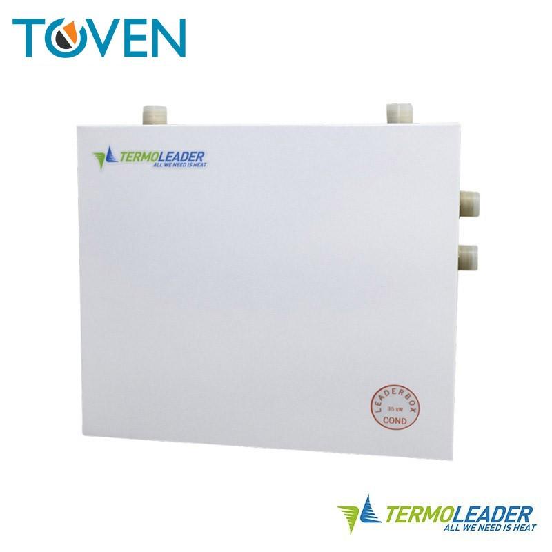 Leaderbox-COND - Soluzione preassemblata per separazione circuiti