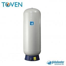 Vaso d'espansione C2B-80 LV della serie C2-Lite CAD Globalwater (80 litri - vetroresina - verticale)
