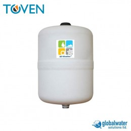 Vaso d'espansione All Weather AWB-24LX GlobalWater (24litri - Verticale)