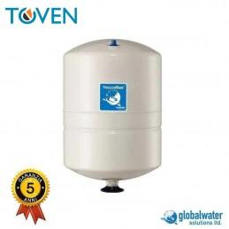 """Vaso PWB-4 LX inline Globalwater da 4 litri con attacco da 3/4"""""""