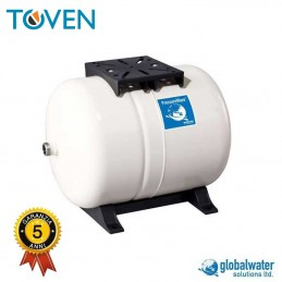Vaso di espansione Orizzontale Globalwater PWB-8 LH (8 litri)