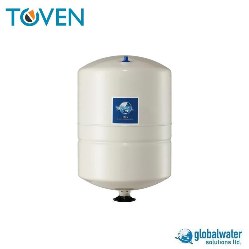 """Vaso d'espansione PWB-8 LX attacco da 3/4"""" inline Globalwater da 8 litri"""