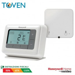 Cronotermostato wireless T4 Resideo Honeywell